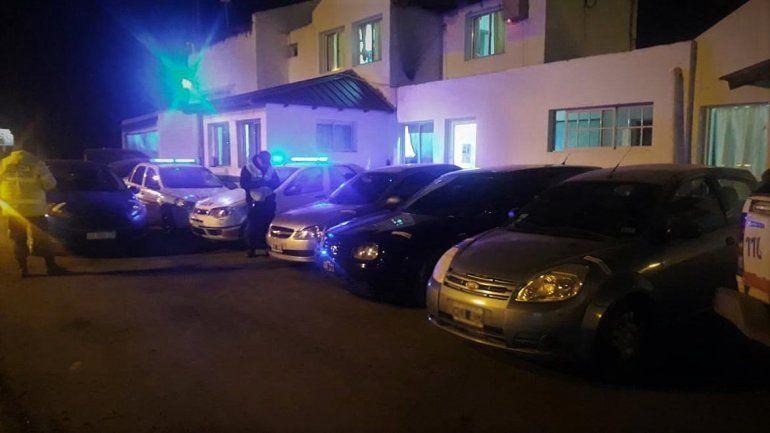 Una docena de autos secuestrados porque sus conductores estaban borrachos