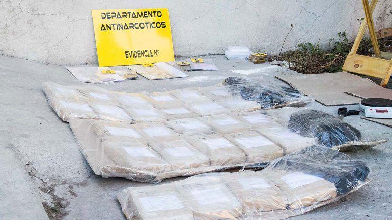 La terminal de colectivos, el punto estratégico de una banda narco
