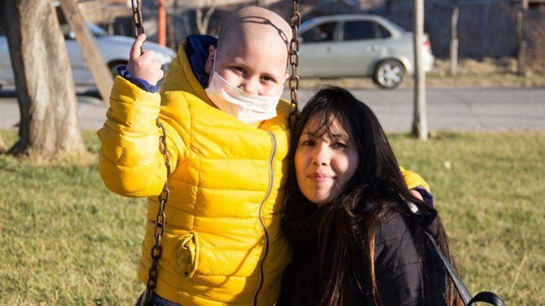 Ciro viaja a Buenos Aires para recibir el trasplante