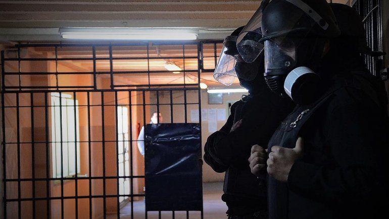 Un interno fue apuñalado tras brutal pelea en el Penal de Roca