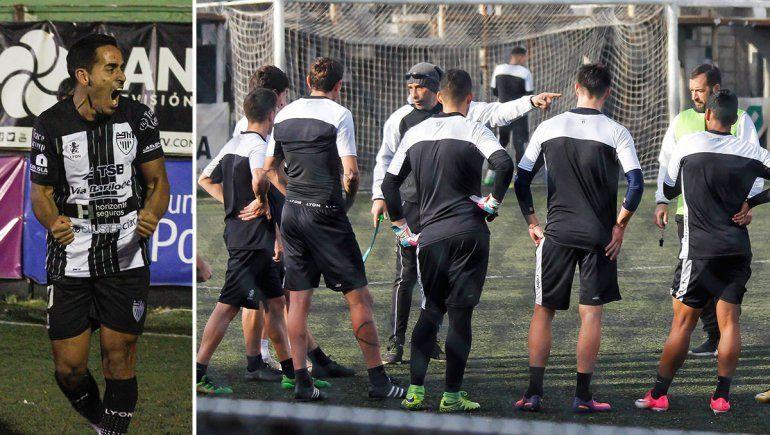 Vergara se desgarró: No llego  al primer partido
