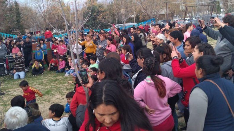 Los festejos por el Día del Niño no se detienen en la ciudad