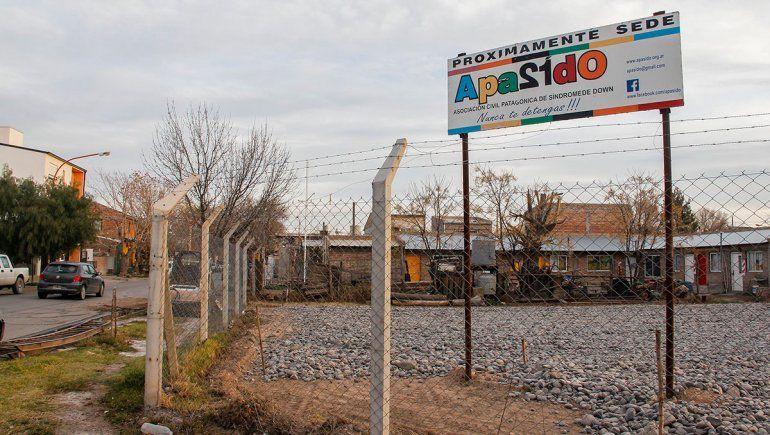Apasido: avanzan las obras de su sede en el barrio Arévalo