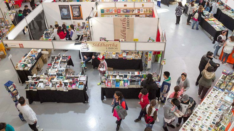 La Feria del Libro va tomando color
