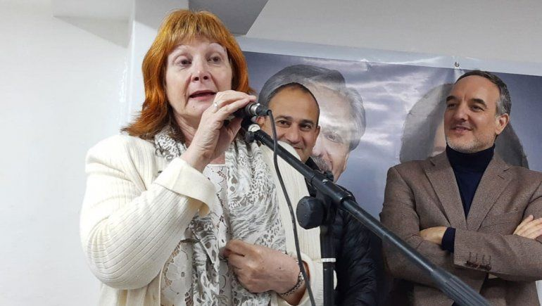Landriscini refuerza la campaña