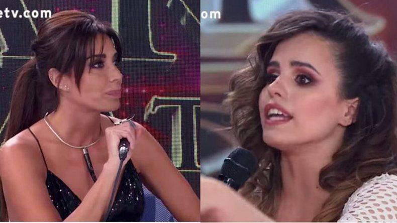 Tenso cruce en el Bailando: Laura Fidalgo le pidió a Sofi Morandi hablar menos y escuchar más