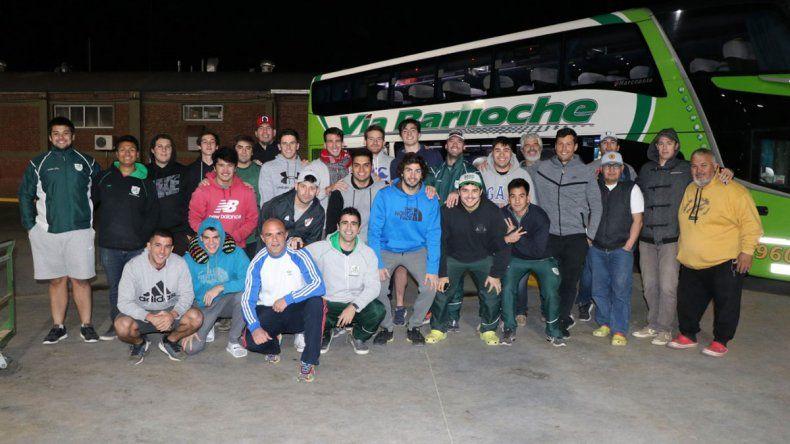 Marabunta fue a San Juan a buscar el pase a la final