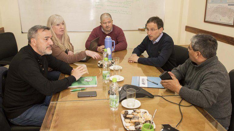 Arrancan hoy los encuentros entre ATE y ministros