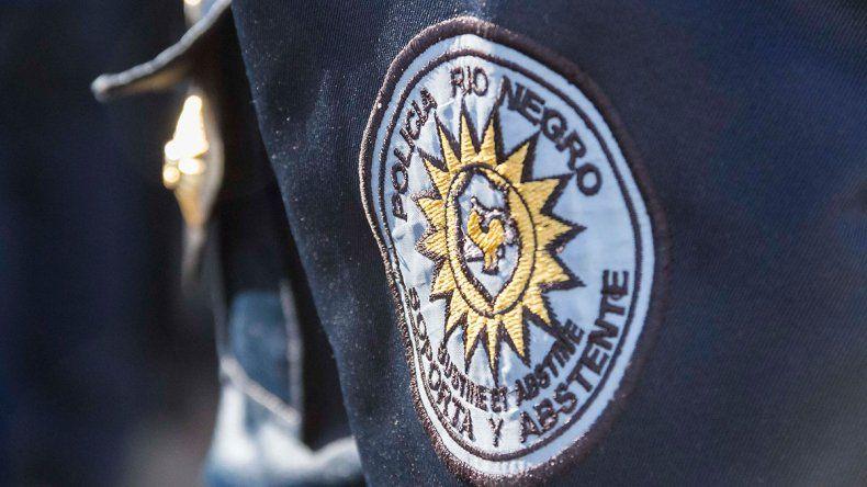 Secuestraron una moto robada en Cinco Saltos