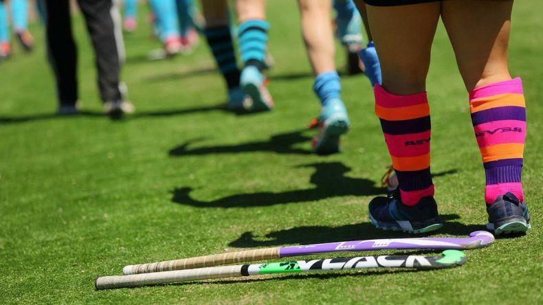 Las mamis del hockey abren su torneo Nacional