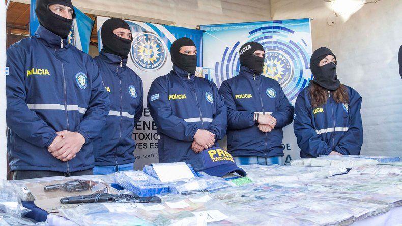 Condenaron a una banda narco con socios cipoleños