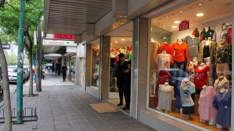 No se detiene la caída de las ventas en los comercios