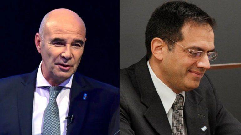 En el debate, Gómez Centurión le mandó un saludo a Rodríguez Lastra