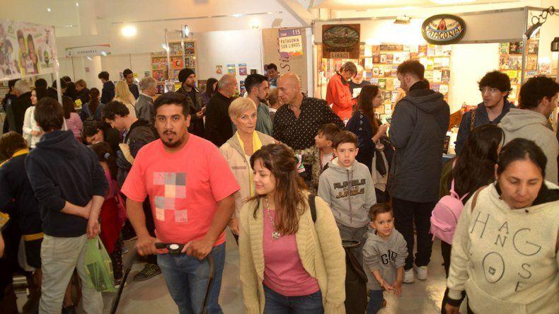 La Feria del Libro cerró su 16ª edición a full