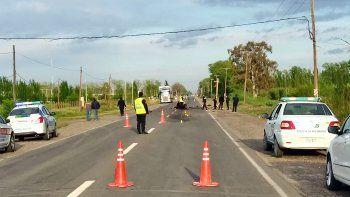 Un cipoleño murió en un choque sobre Ruta 22