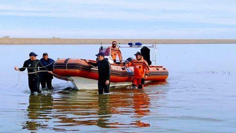 Hallaron otro cuerpo a metros de la costa en Casa de Piedra