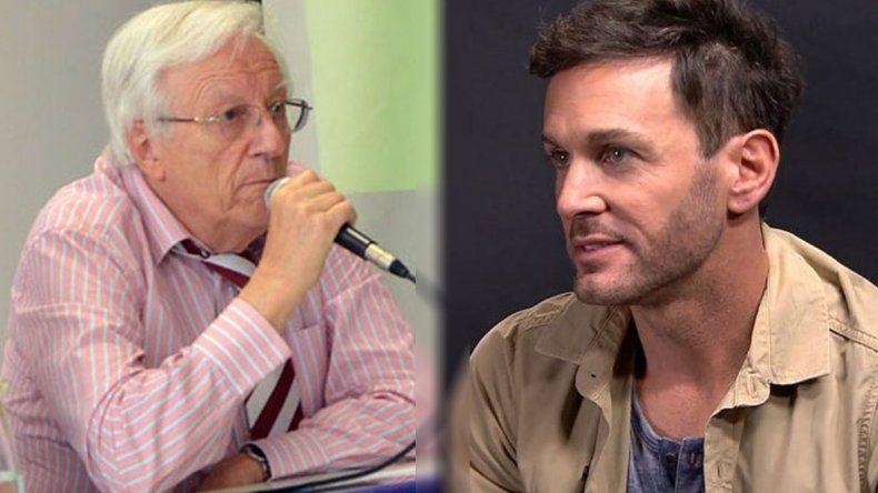 Oscar Pandolfi defenderá al cantante Axel de la acusación por abuso sexual