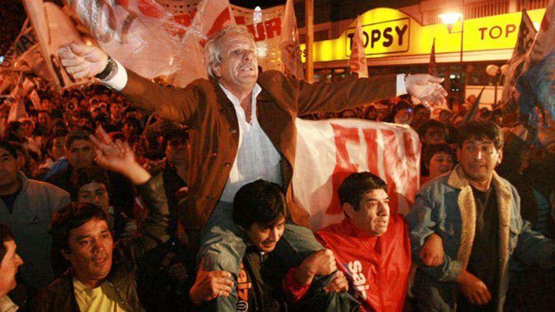 Weretilneck decretó duelo: Saiz fue un hombre de la democracia