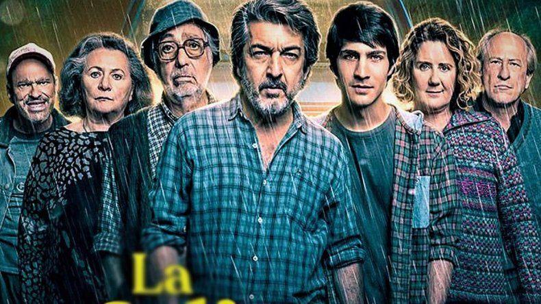 La odisea de los giles es furor en el cine cipoleño