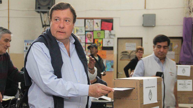 Weretilneck emitió su voto: Ha llegado el momento de la unidad