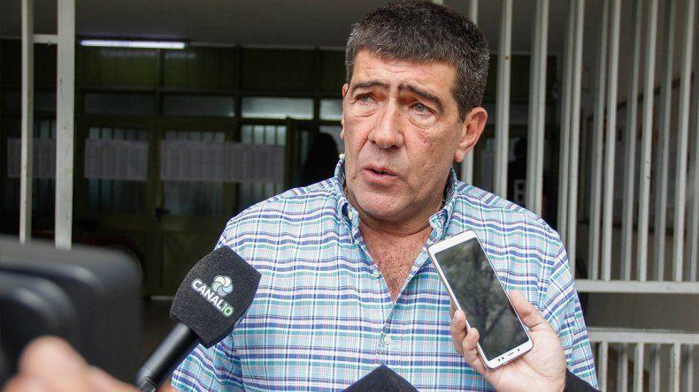 Claudio Di Tella sufragó: Tenemos mucha fe y expectativas