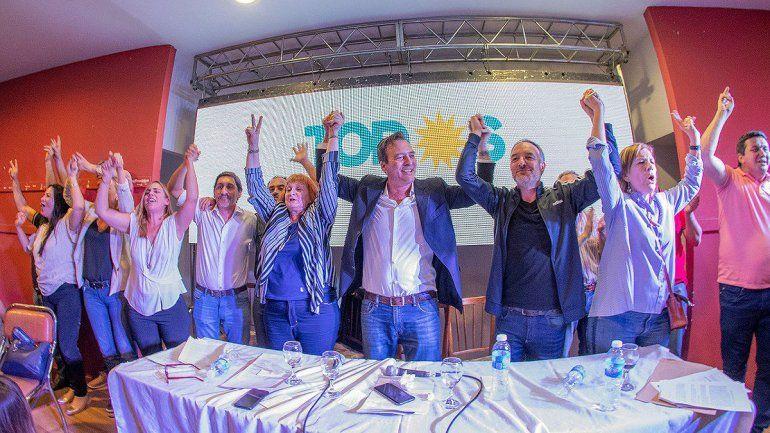 El Frente de Todos arrasó en Río Negro: Alberto Fernández sacó el 57 por ciento de los votos