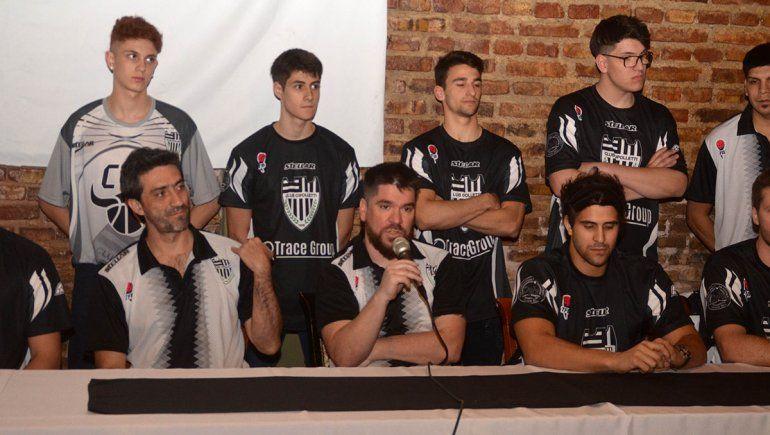 El Albinegro va a Centenario por el Federal de básquet