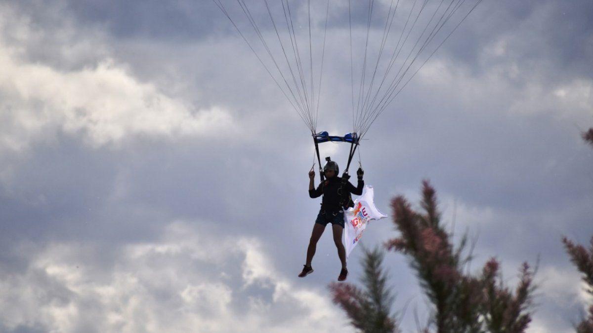 Highline Latinoamérica, una aventura de altura   Isla Jordán, increíble - LMCipolletti.com