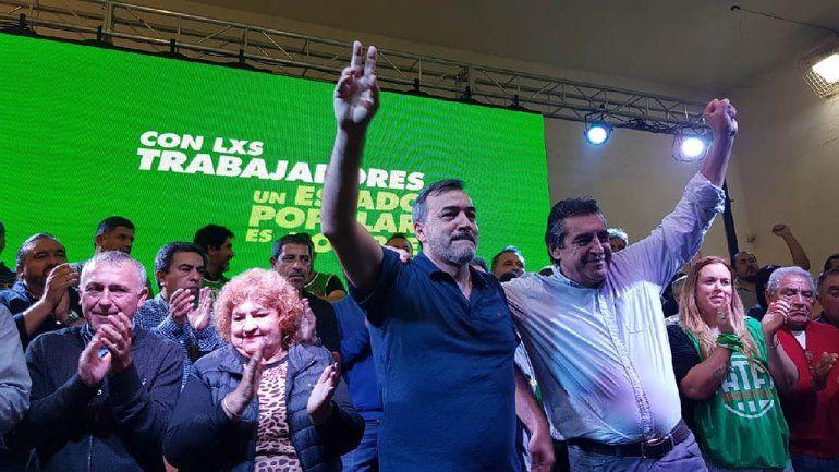 Rodolfo Aguiar asume hoy la conducción de ATE nacional