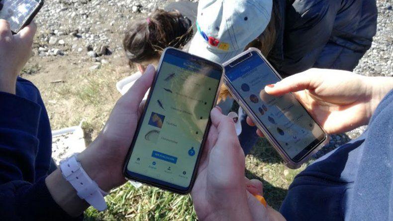 La UNRN lanzó una app para medir la salud de los ríos