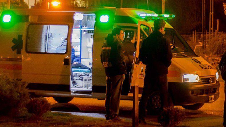 Un joven murió atropellado durante la tormenta en Roca