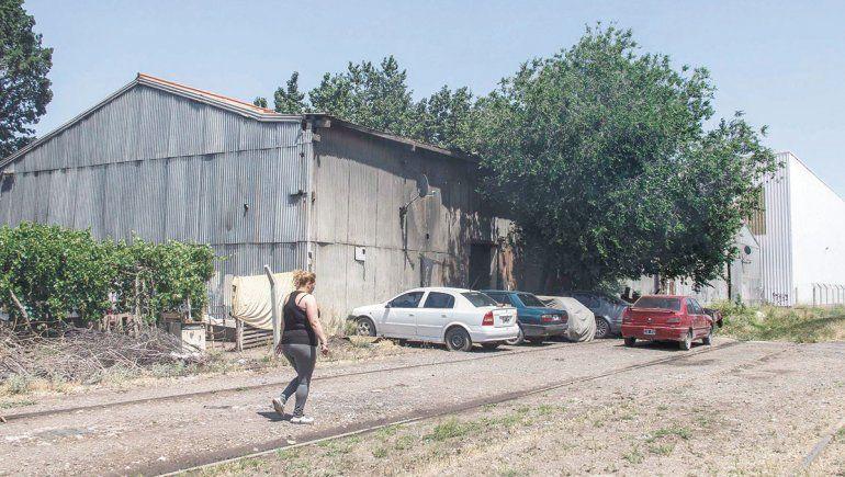 El barrio de las vías se mudará hasta el Distrito