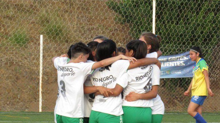 Río Negro volvió a ganar los Juegos de la Araucanía