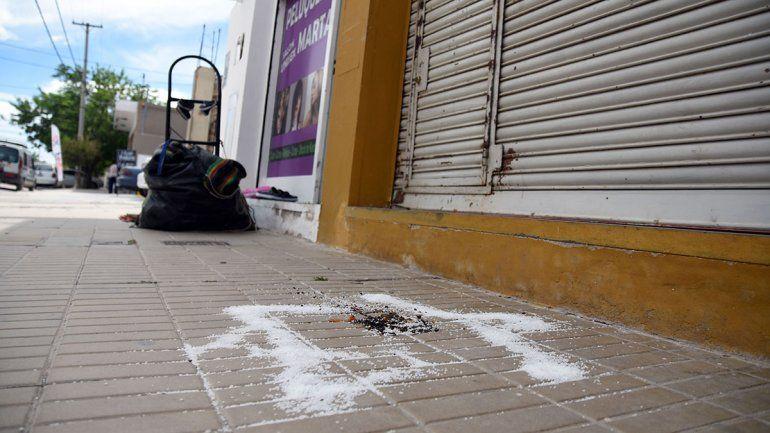 Se Encontraron Con Una Brujería En La Puerta De Su Negocio En El Barrio Brentana