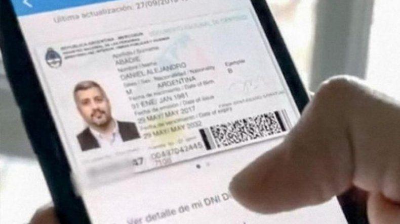 En Río Negro ya se puede tramitar el DNI digital para el celular: ¿Cómo obtenerlo?