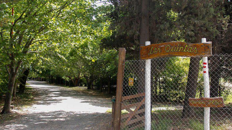 Violento robo en una casa del barrio Las Quintas