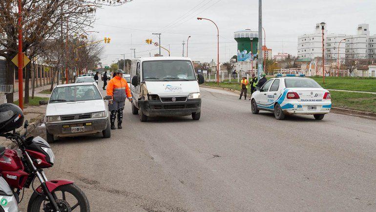 Preocupación por narcotests positivos: la mitad de los casos fueron de taxistas