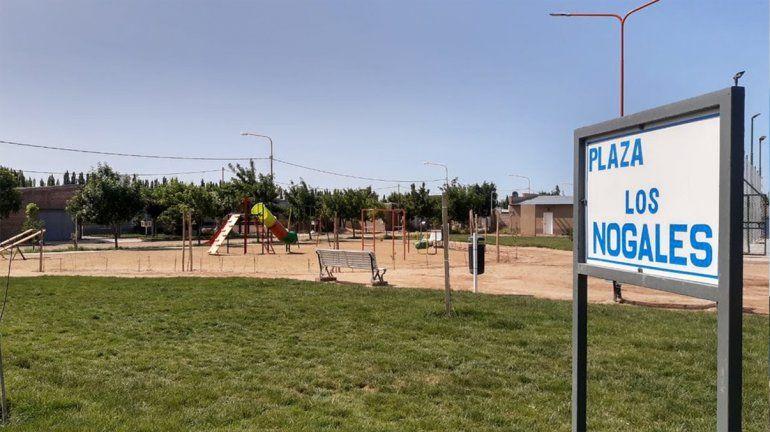 Desde mañana, vecinos de Ferri podrán disfrutar de su nueva plaza