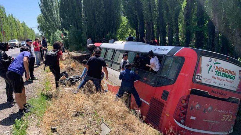 Ruta 65: las pericias revelan que el auto habría invadido carril