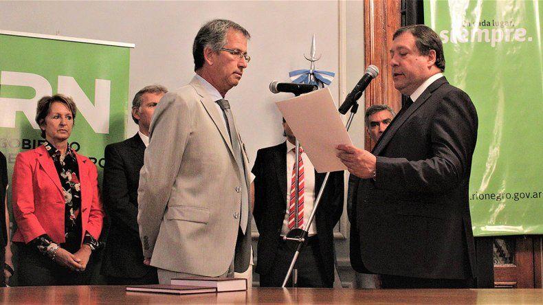 El Procurador rionegrino, Jorge Crespo, fue elegido para ocupar importante cargo nacional