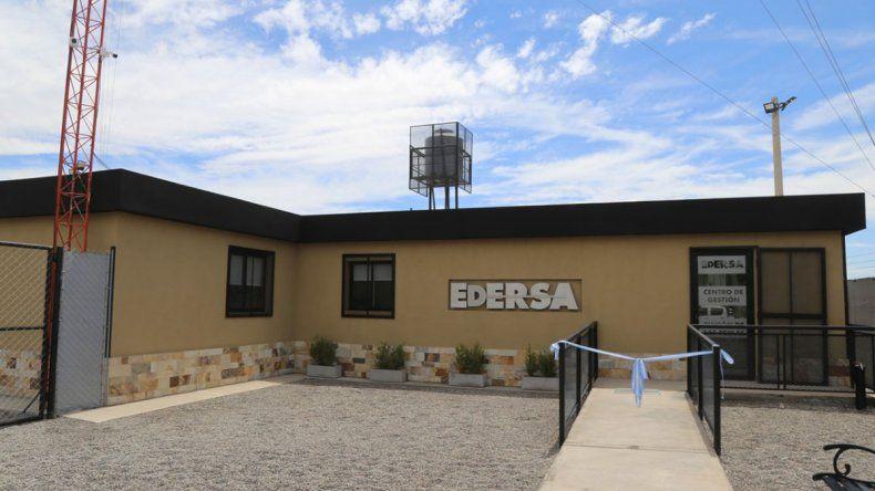 Edersa inauguró su sede en Las Perlas y continúan las obras