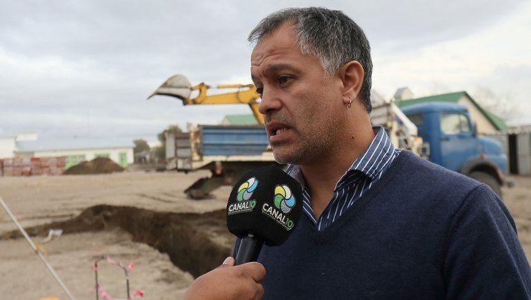 La Provincia reactiva las obras de cinco jardines