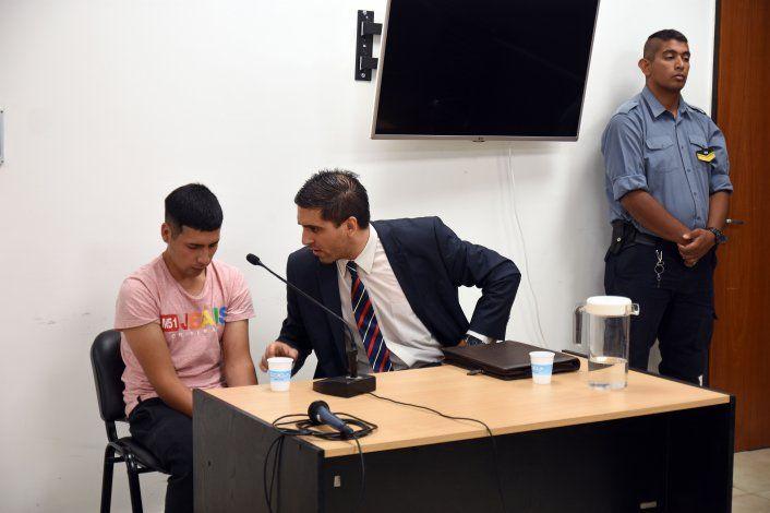 Quedó preso el joven cipoleño que chocó brutalmente al policía