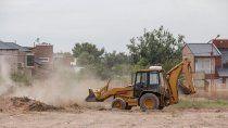 dos obras publicas bajaron el desempleo entre los albaniles