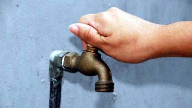 Allen y Oro volverán a quedarse sin agua por trabajos programados