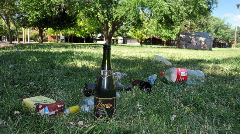 Los vecinos de El Manzanar no pegaron un ojo por una fiesta clandestina