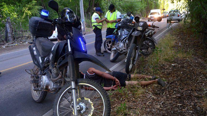 En apenas 48 horas, secuestraron 5 motos robadas en la región