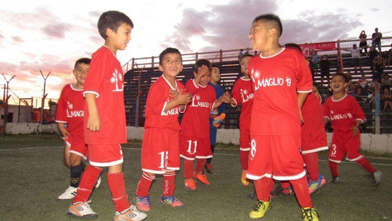 Presentan al Mundialito infantil de fútbol con subsede local