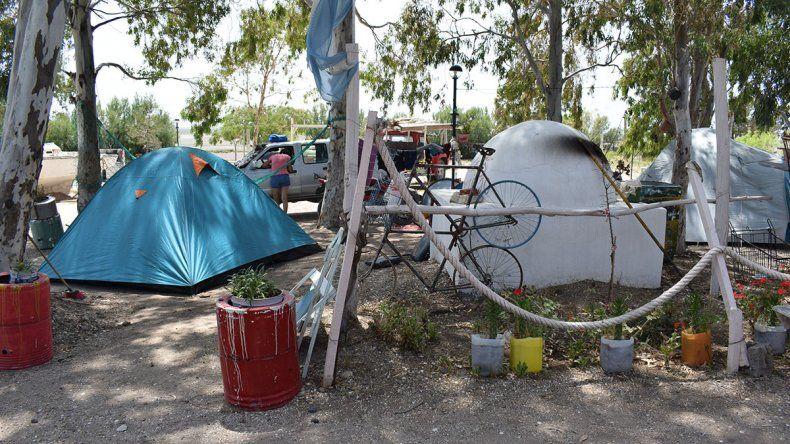 Los campings, la alternativa para un verano gasolero