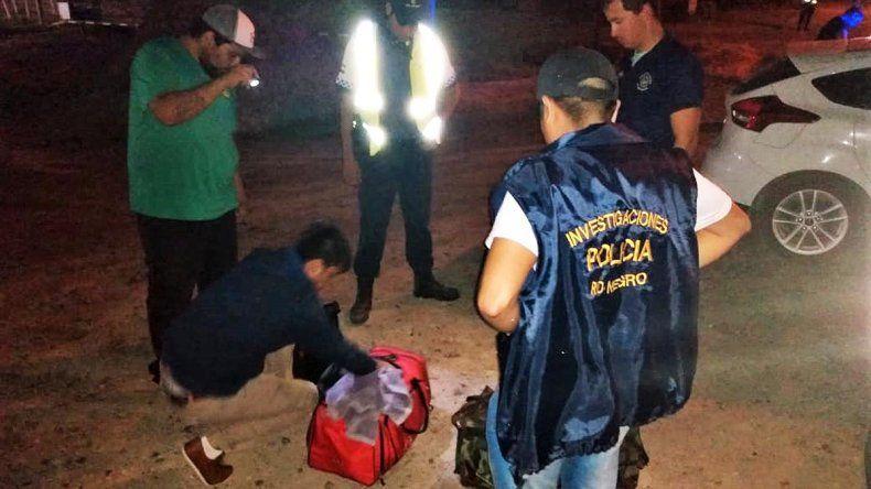 Atraparon a un violador tucumano que llegó a Cipolletti como trabajador golondrina